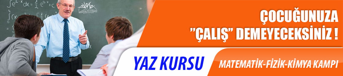 Ankara Yaz Kampı
